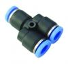 Y- Koppeling Insteek  Insteek: 4mm + 4mm + 4m...