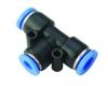 T- Koppeling Insteek  Insteek: 4mm buitendiam...