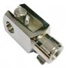 F Gaffel op zuigerstang met clip voor een ISO...
